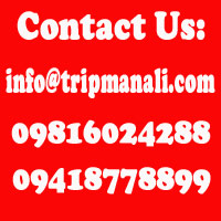 Manali To Chandigarh Taxi Service