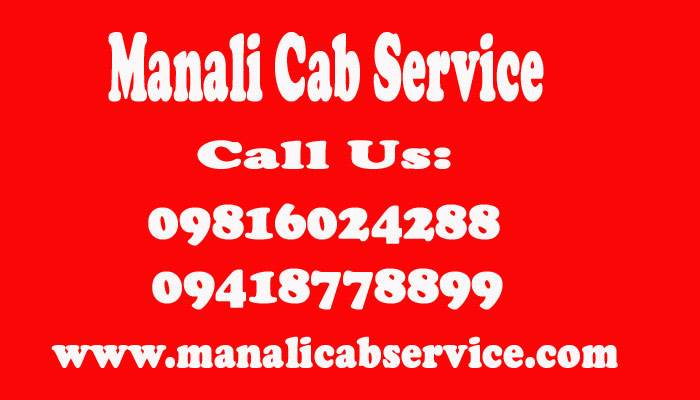 taxi services in manali